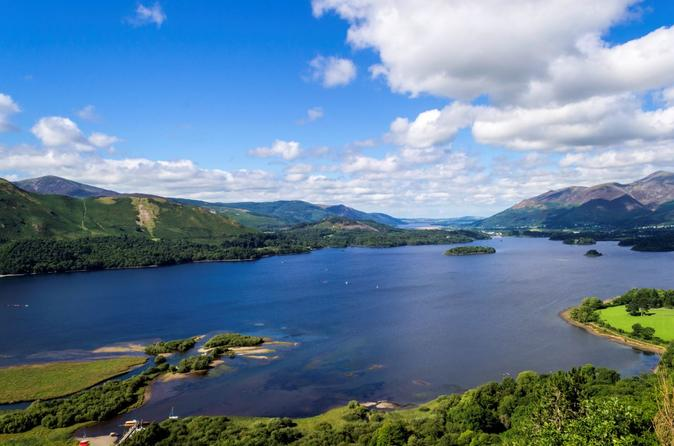 Dieci laghi del Lake District da Windermere
