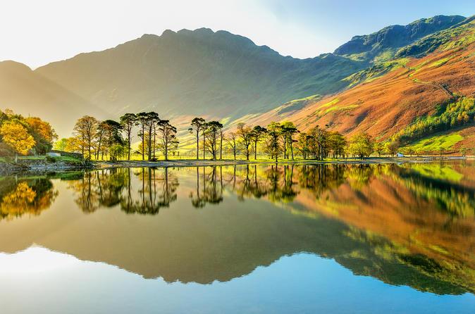 Spettacolare Tour Invernale dei Dieci Laghi: Tour del Lake District da Windermere