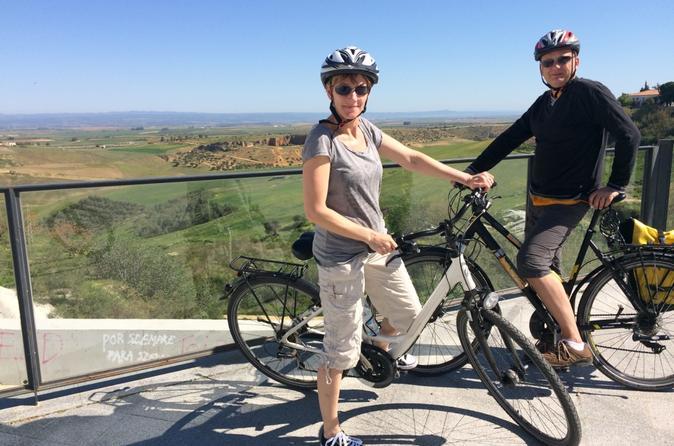 Carmona To Seville Bike Tour
