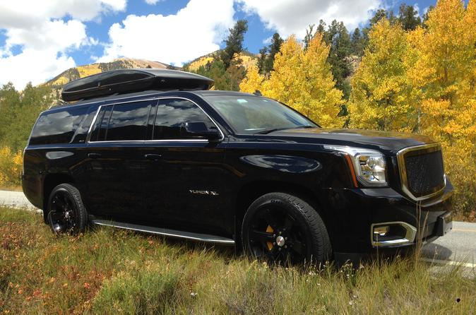 Private car vail hotels to eagle county airport in vail 318287