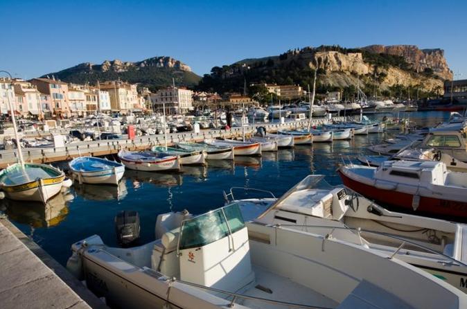 Toulon Shore Excursions