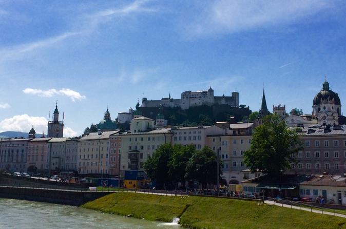 Private Customized Tour of Salzburg