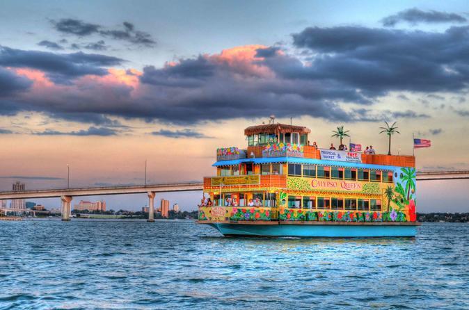 Calypso Queen Tropical Party Buffet Cruise