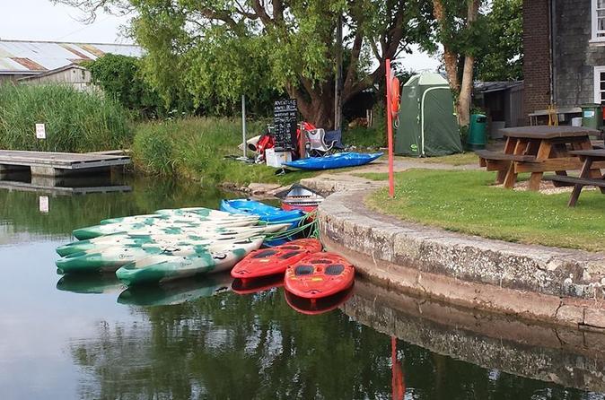 Kayak canoe and paddleboard rental in devon in exeter 323113