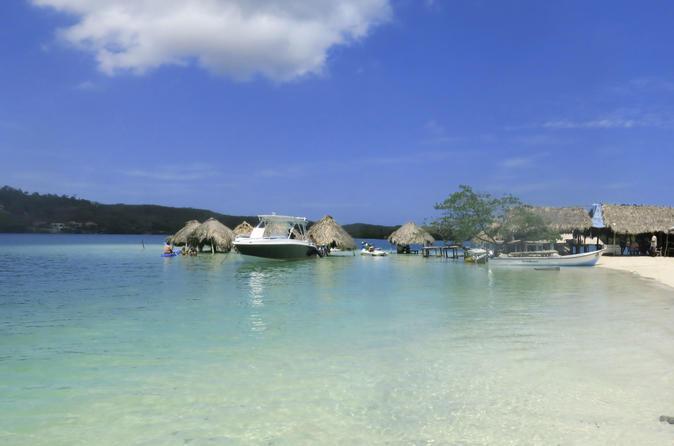 Excursão de dia inteiro nas Ilhas Rosário, incluindo Barú, Cholon e Playa Blanca