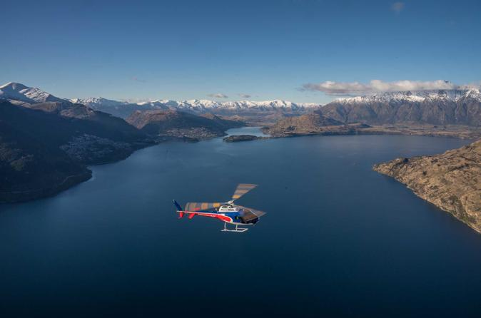 Alpine Scenic Helicopter Flight from Queenstown