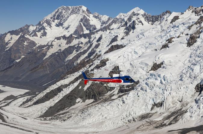 Mount Cook Alpine Explorer Helicopter Flight With Photos  Mount Cook
