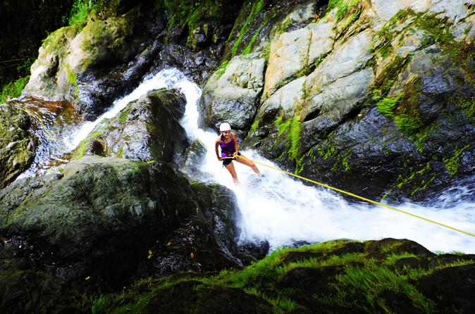 Extreme canyoning in golfito in golfito 319313