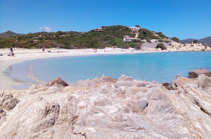 Sardinia Beaches Day Trip from Cagliari 2018