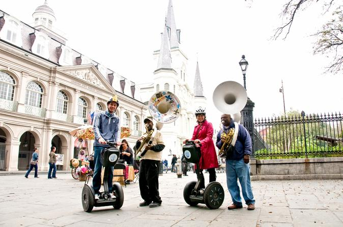 New Orleans French Quarter Segway Tour