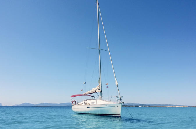Full day private ibiza and formentera charter cruise in ibiza 319468
