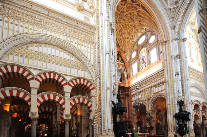 Cordoba Day Trip from Granada