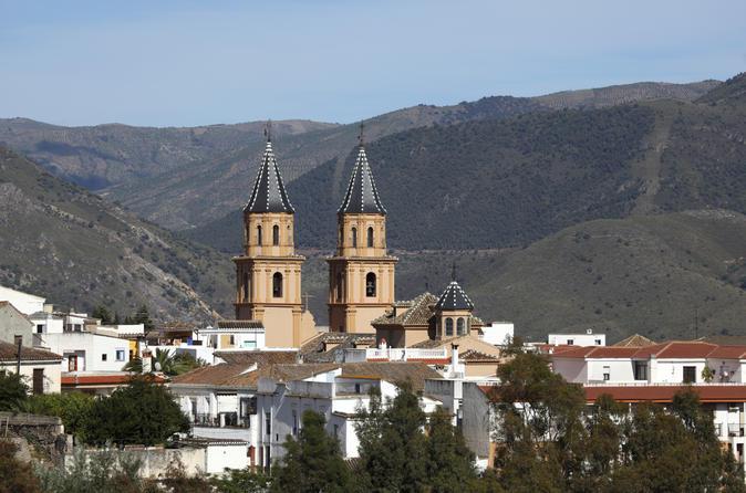 Excursão de Las Alpujarras saindo de Granada