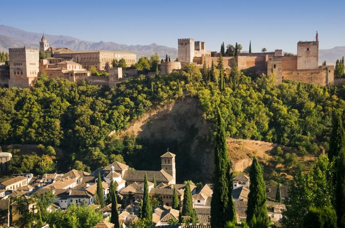 Private Tour: Alhambra and Generalife