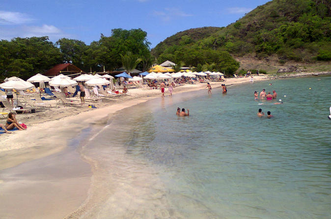 St Kitts S Excursion City And Beach Tour