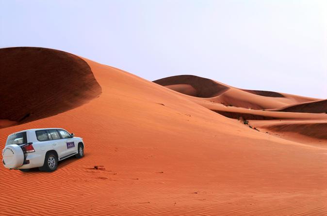 Ultimate Desert Safari Dubai with Exclusive Services