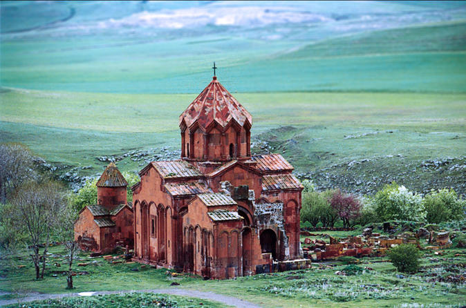 Day Tour from Yerevan: Dashtadem Fortress, Gyumri Old Town, Black Fortress and Marmashen Monastery