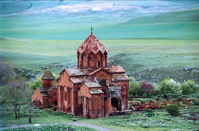 Yerevan Day Trip: Aruch and Marmashen Monasteries with Gyumri Folk Music City Tour Armenia, Asia