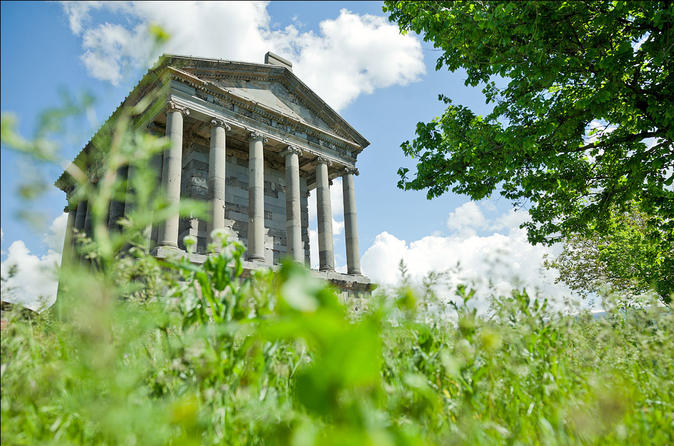 Private Half-Day Garni Temple and Geghard Monastery Tour from Yerevan