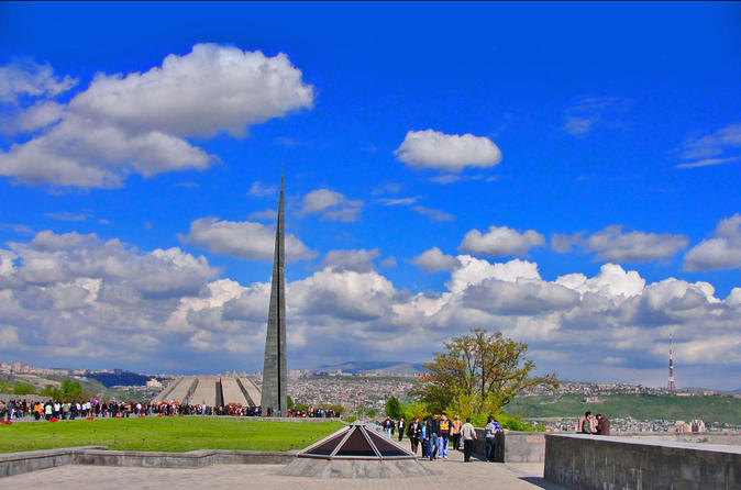 Yerevan city tour erebuni museum local market matenadaran in yerevan 330461