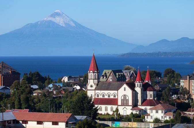 Excursão ao litoral de Puerto Montt: Excursões às cidades de Puerto Montt e Puerto Varas