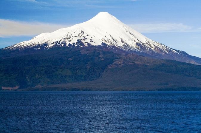 Excursão de 4 dias para a Região de Lagos Chilenos: Puerto Montt, Puerto Varas e Ilha Chiloe