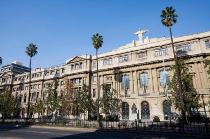 Excursão particular: Passeio turístico pela cidade de Santiago