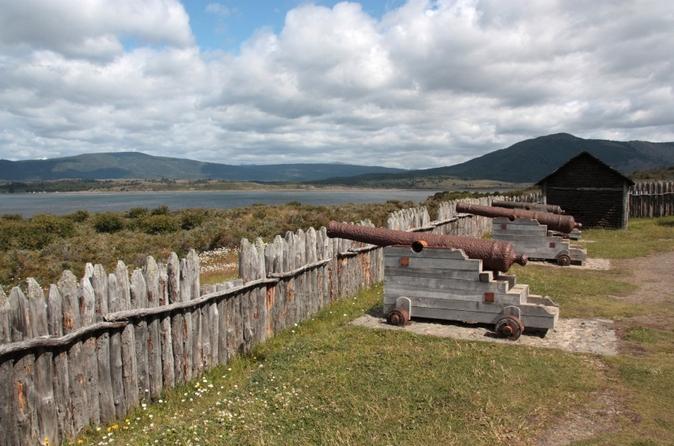 Excursão terrestre em Punta Arenas: Excursão para o Forte Bulnes