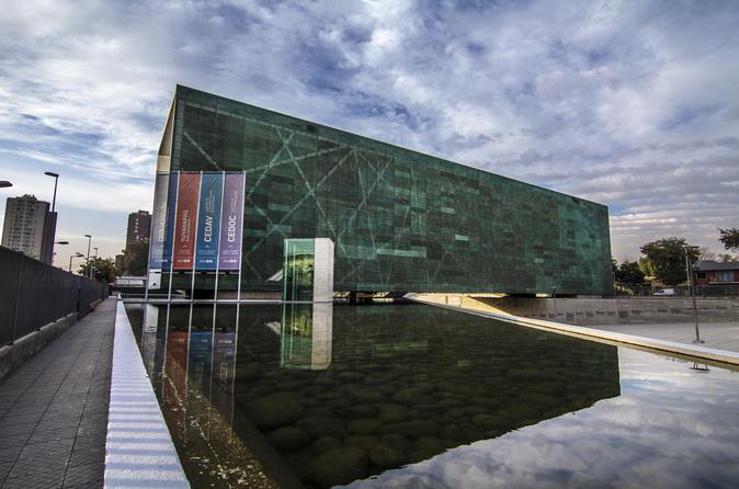 Museo De La Memoria Y Los Derechos Humanos Walking Tour - Santiago