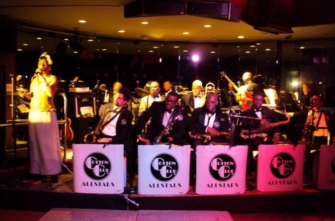 Excursão noturna de soul food e jazz no Harlem