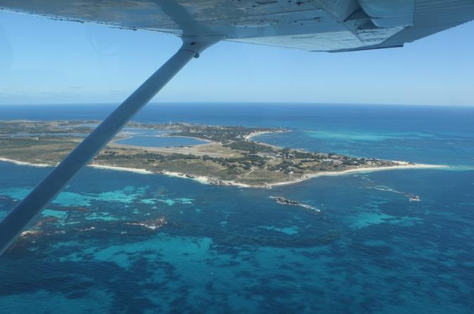 Rottnest Island Scenic Flight
