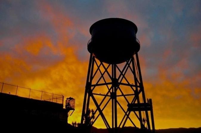 2-Day Napa-Sonoma Wine Tour With Alcatraz Night Tour and Aquarium of The Bay