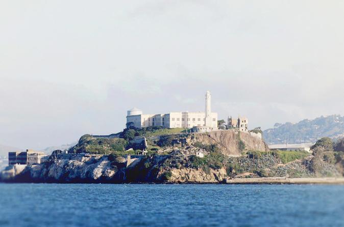 Muir Woods and Sausalito with Ferry, Aquarium, and Alcatraz Night Tour