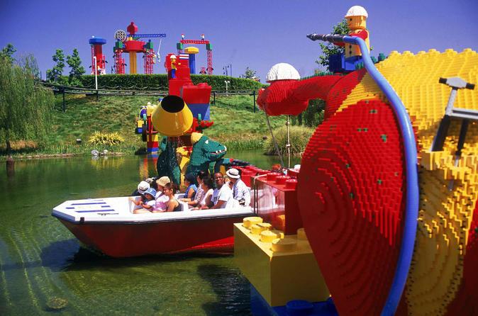 Legoland Day Tour from Anaheim