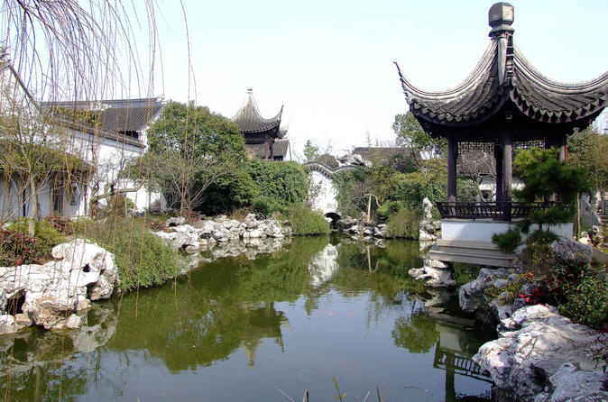 3 night private tour of suzhou gardens and culture in suzhou 325138