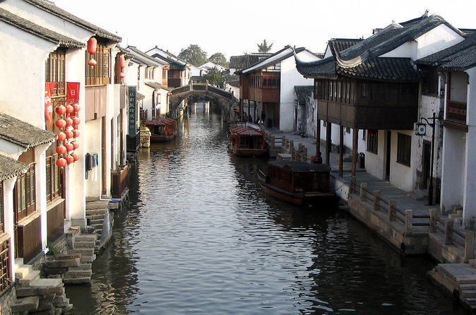 One day suzhou highlight tour in suzhou 327855