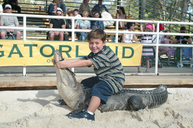 Gatorland general admission ticket in orlando 138007