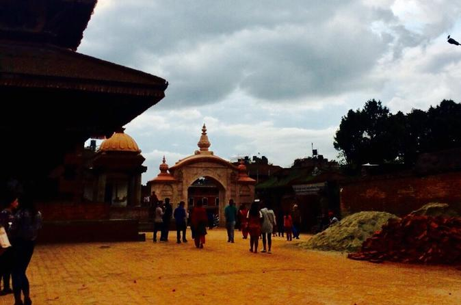 Bhaktapur Heritage City and Nagarkot Mt Everest View Comfortable Trip by Car