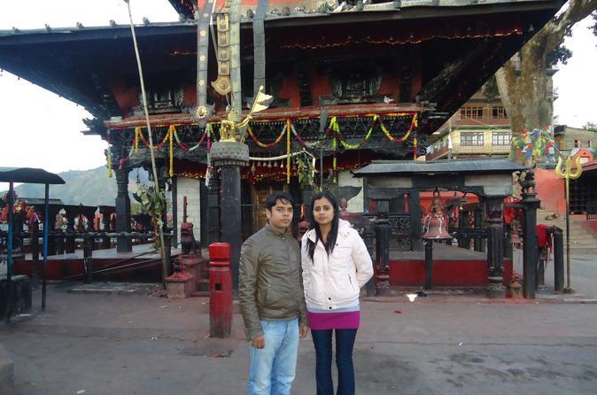 Daily Tour Kathmandu Manokamana Temple (with Rope way) Visit in Nepal