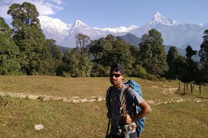 Exciting Home Stay Hiking With 3 Times Sunrises From Pokhara Nepal