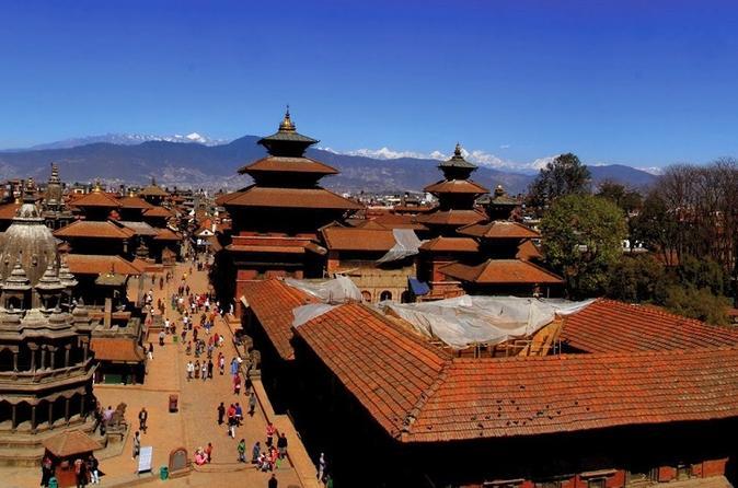 Kathmandu Heritage Day Tour by Bus