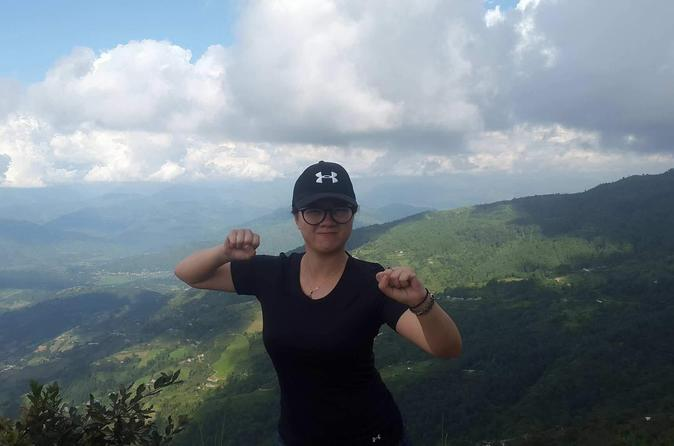 Nagarkot Changunarayan Easy Day Hike for Family from Kathmandu Nepal