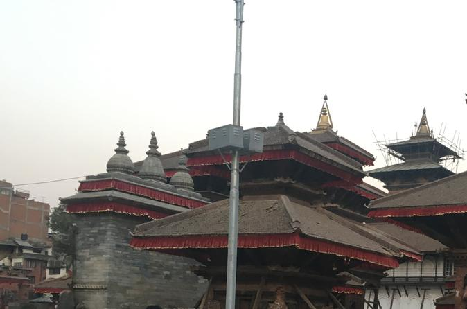 One Day Private Comfortable Kathmandu City Tour in Nepal