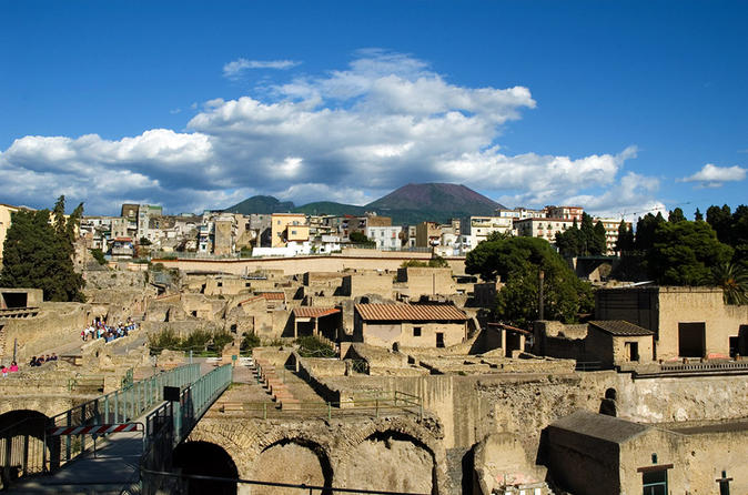 Herculaneum 2 hour private guided tour in ercolano 322181