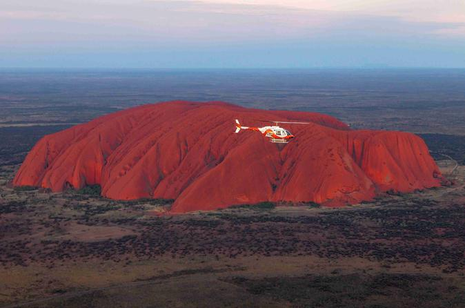 Uluru and kata tjuta tour by helicopter from ayers rock in ayers rock 282533
