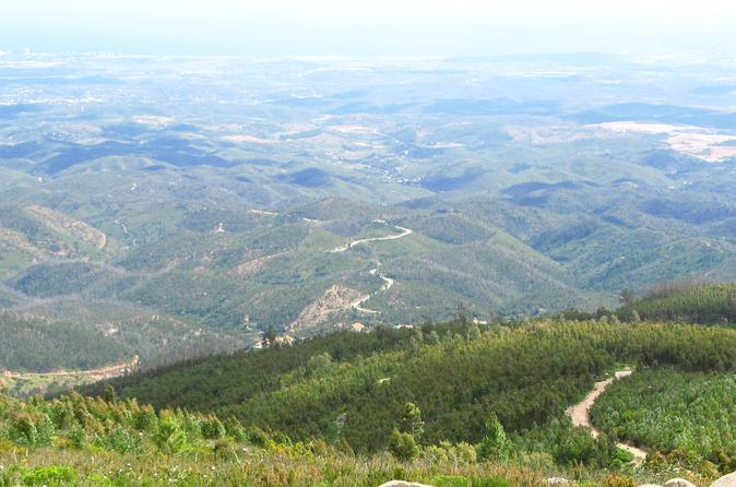 Full day algarve tour with wine tasting and lunch on the mountaintop in portim o 321693