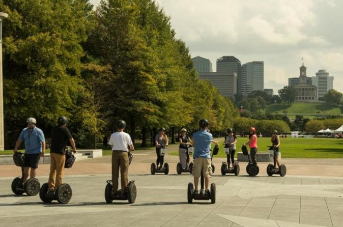 1.5- or 2.5-Hour Downtown Nashville Segway Tour
