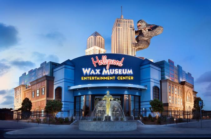 Hollywood Wax Museum Entertainment Center All Access Pass - Myrtle Beach