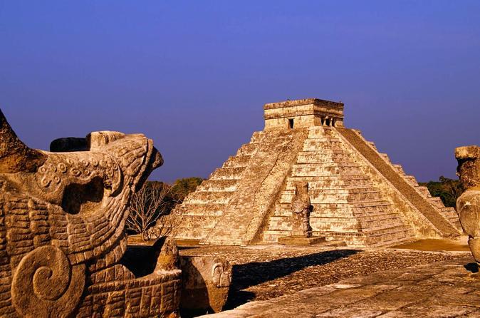 Excursão de aventura ecológica de 7 dias em Yucatán incluindo Ka'an e Xcaret