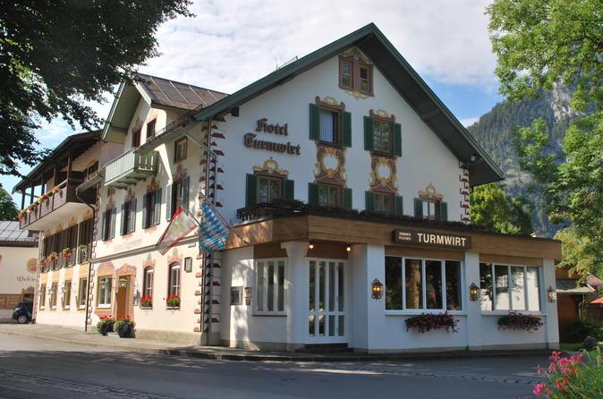 2 night in oberammergau including laber mountain cable car ride in oberammergau 321699